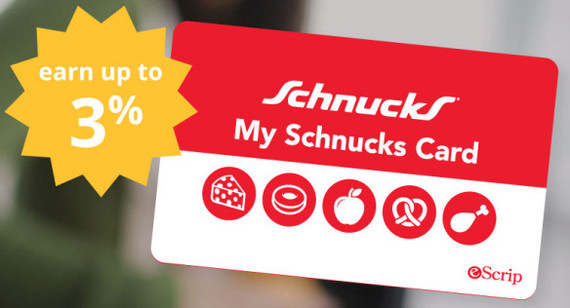 Schnucks eScrip Fundraising Program